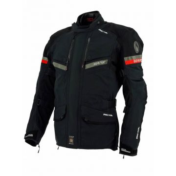 Atlantic GTX Jacket zwart