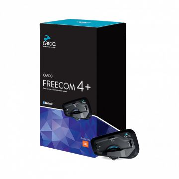 Communicatiesysteem Cardo, Freecom 4 Plus JBL Duo