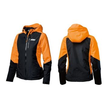 KTM WOMAN ORANGE JACKET