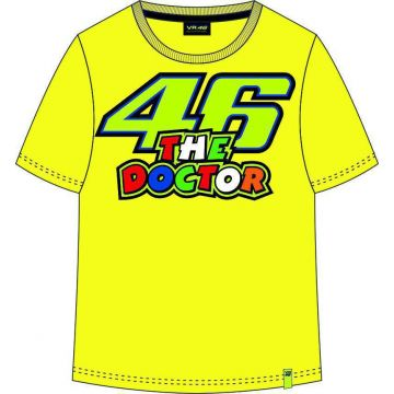 VR46 T-Shirt Kids The Doctor
