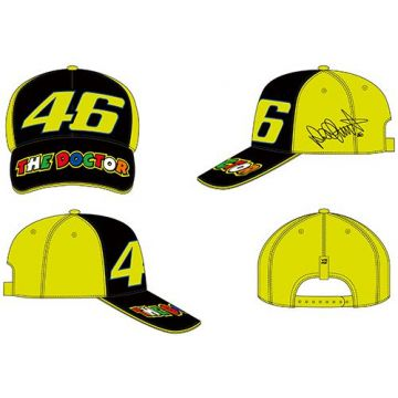 VR46 Cap Kids  Race
