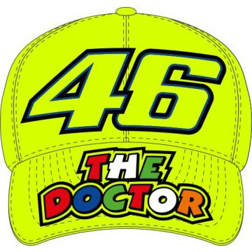 VR46 Cap Rossi Cap Kids The Doctor