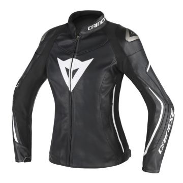 Assen Leather Jacket Lady
