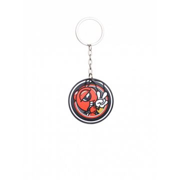 Keyring Marc Marquez Cartoon