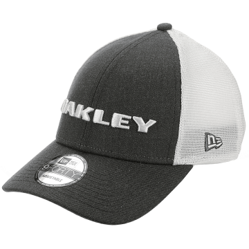 Cap Oakley Heather New Era Blackout