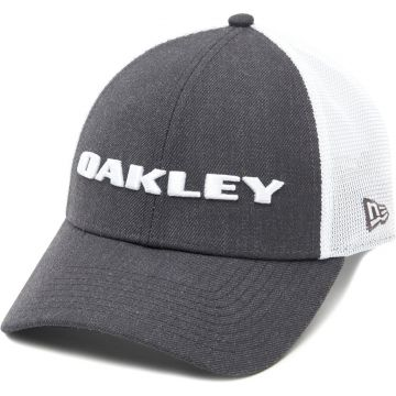 Cap Oakley Heather New Era Graphite