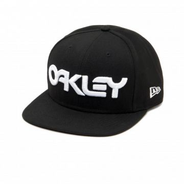 Cap Oakley Mark II Novelty Snap-Back Blackout