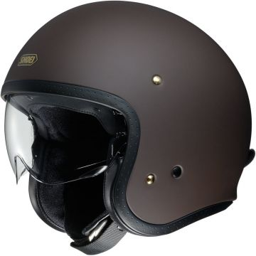 Shoei Jethelm J.O. Matt Brown LAATSTE MAAT XS