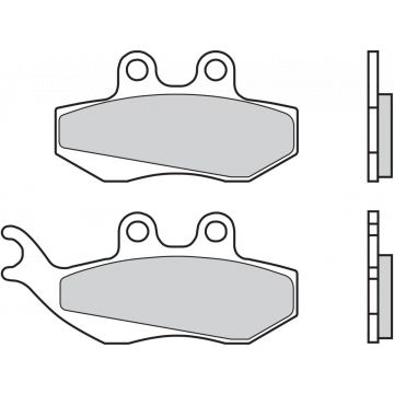 07012 BRAKE PADS ORGANIC GENUINE