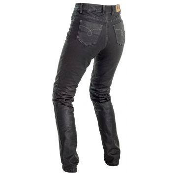 Richa Waxed Lady Jeans Slim Fit