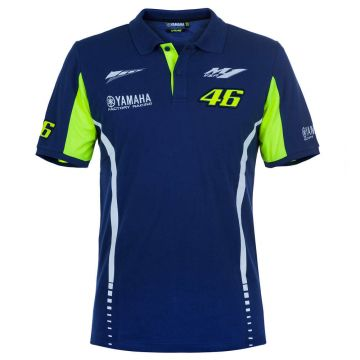 VR46 Polo Yamaha Racing Rossi